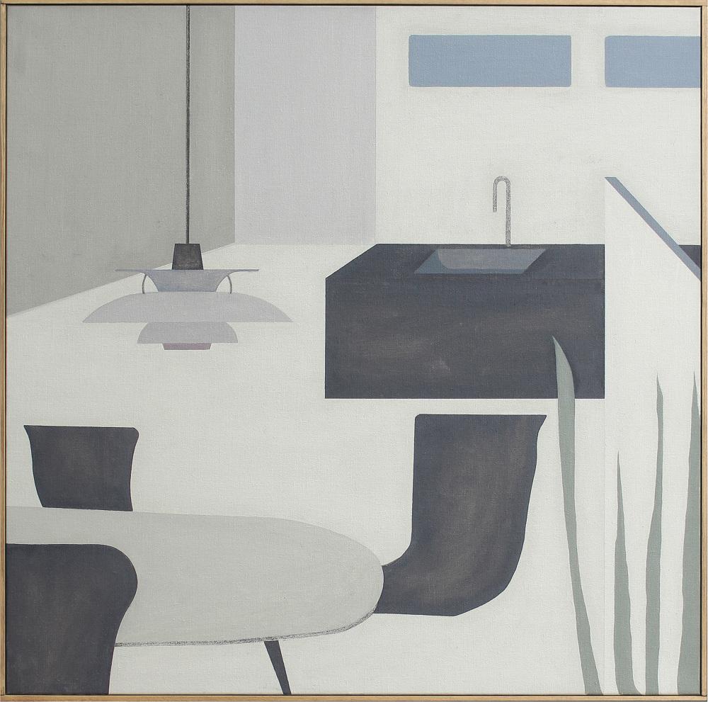 Grey paintings 2015- - Jonkoko